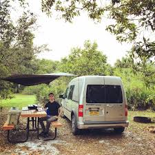 our quick u0026 easy ford transit connect to campervan conversion