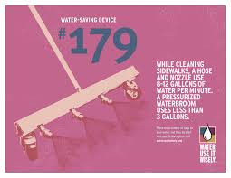 water use it wisley