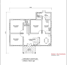 Free Small Home Floor Plans Home Top Simple House Designs And Floor Plans Design Kerala Small
