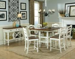 White Dining Room Furniture Sets Pub Style Dining Room Table Bar Table Dining Set White Dining Room