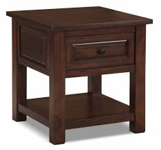 High Side Table Furniture Black Glass Top End Tables 10 Inch Wide End Table