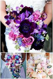 wedding flowers purple 29 eye catching wedding bouquets ideas for 2016