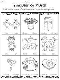 singular or plural noun worksheet free to print pdf file