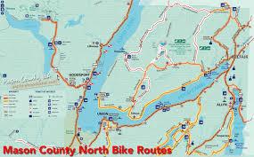 Map Of Lake Washington by Biking U2014 Explore Hood Canal