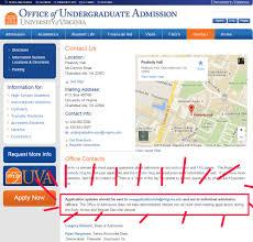 Uva Map Notes From Peabody The Uva Application Process October 2015