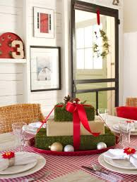 Home Decorating Ideas For Christmas 37 Christmas Centerpiece Ideas Hgtv
