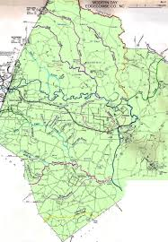 Map Of N Carolina North Carolina Map Page For Woodward Web Site Cape Fear River