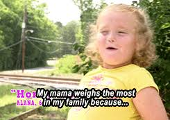 Honey Boo Boo Meme - eating television gif find download on gifer