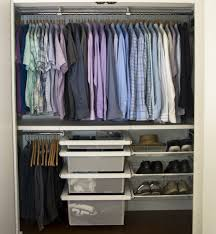 Container Store Closet Systems Less Is More Organizing Services U2014 Less Is More Professional