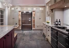 modern kitchen interiors antique stoves in contemporary kitchen interiors