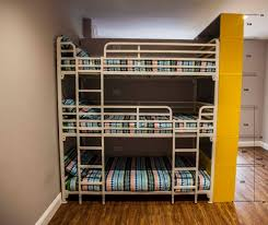 Universal Bunk Beds Uncategorized Tier Bunk Beds Inside Amazing Three Person