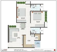2 bhk apartment design simple one bedroom house plans inspired