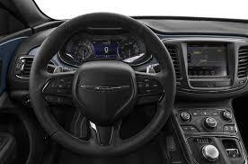 2015 Chrysler 200 Interior 2015 Chrysler 200 Price Photos Reviews U0026 Features