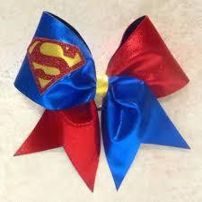 superman ribbon best superman bow products on wanelo