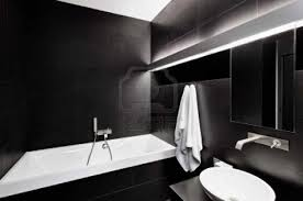 Black Modern Bathroom Black And White Modern Bathroom Designs With Hd Resolution