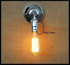 pull cord light fixture lowes light fixture with pull chain pull light fixture with pull chain