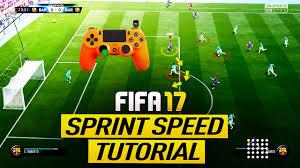 fifa 17 sprint speed secret trick tutorial best attacking move