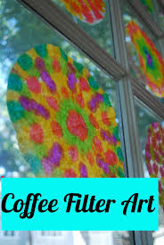 Cool Art Project Ideas 25 unique coffee filter art ideas on pinterest coffee filters