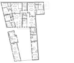 Bakery Floor Plan Design Jo Cowen Architects Turns Victorian Era Bakery Into Housings