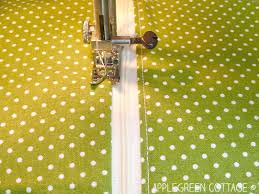 pattern for tote bag with zipper zipper pouch tutorial with a free template applegreen cottage