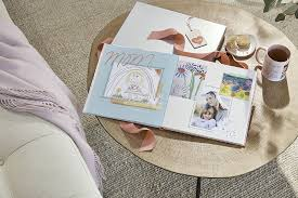 Coffee Table Photo Books Turning Your Kids Artwork Into Gifts Shutterfly