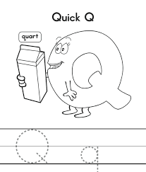 alphabet coloring pages quart alphabet coloring pages of