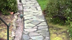 Slate Rock Patio by How To Install Slate Patios U0026 Walkways By Peninsula Landscape