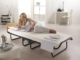 jay be impression folding bed and memory foam mattress single