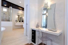 Acrylic Vanity Table Acrylic Vanity Table Bathroom Mediterranean With Bathroom Mirror