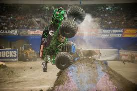 monster truck show lake charles mctavish weekend extra kcur