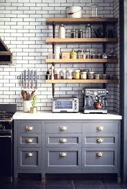 Grey Blue Kitchen Cabinets Gray Blue Kitchen Cabinets Home Decoration Ideas