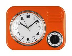 vintage design mã bel retro keukenklok timer dulton retro households design