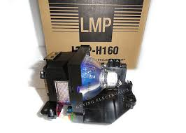 original sony lmp h160 projector lamp vpl aw10 aw10s aw15 aw15s