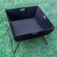 Firepit On Wheels Portable Pit Gr Portable Pits On Wheels Reviews