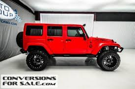 used lifted jeep wrangler unlimited for sale used 2015 jeep wrangler unlimited lifted custom lifted