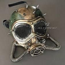 steunk masquerade mask new steunk masquerade gas pipe party mask ebay