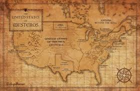 map of us states poster the united states america map classic vintage retro kraft