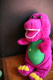 Barney And The Backyard Gang Doll Barney Magical Friend Light Up Singing 15