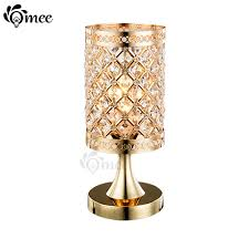 Bedroom Table Lamps Online Get Cheap Crystal Table Lamp Aliexpress Com Alibaba Group