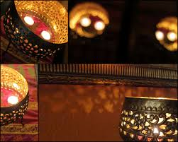 Diwali Home Decorations All Things Beautiful Candlelight Decor