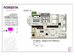 Foresta Floor Plan Preconstruction New Property In Brisas Del Golf Panama