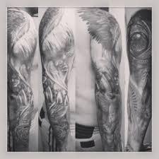black and grey sleeve best design ideas