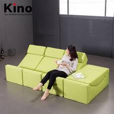 densité canapé haute densité mousse unique siège tissu canapé lit pliant et lune en