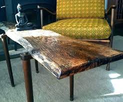 wood slab coffee table diy slab wood coffee table wood slab coffee table diy twip me
