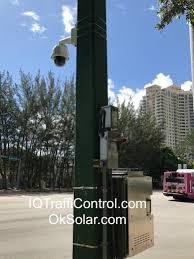 Solar Traffic Light - solar traffic signal light portable