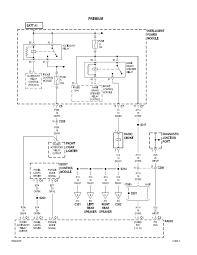 2001 dodge grand caravan wiring diagram wiring diagram and