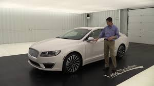 2017 lincoln mkz black label chalet awd 17067 youtube