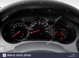Nissan Altima Black - 2008 nissan altima 2 5 s in black speedometer tachometer stock