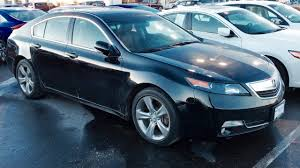 Acura Tl Redesign 2012 Acura Tl Sh Awd Review With Full Interior And Exterior Tour