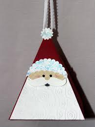 diy ornaments santa box pazzles craft room